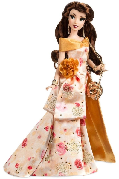 Belle Disney Designer Collection Premiere Series Doll
